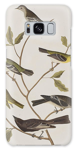 Flycatcher Galaxy Case - Fly Catchers by John James Audubon