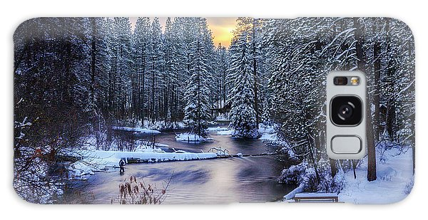 Fly Fisherman On The Metolius Galaxy Case