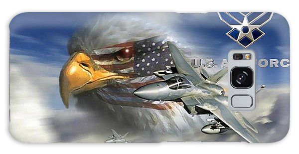 Fly Like The Eagle Galaxy Case