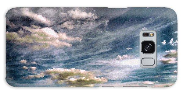 Flyaway Galaxy Case by Tom Druin