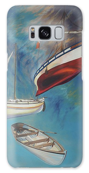 Flying Boats Galaxy Case