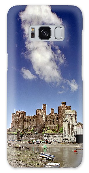 Flying Dragon Conwy Castle Galaxy Case