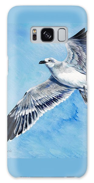 Flying Gull Galaxy Case