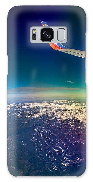 Flying High Galaxy Case