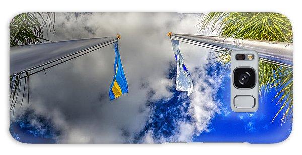 Bahamas Galaxy Case - Flying High by Paul Wear