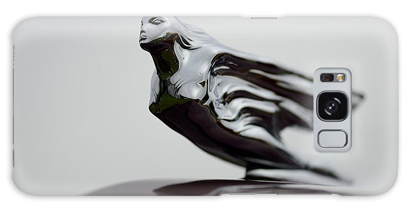 Flying Lady Hood Ornament Galaxy Case