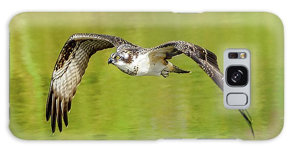 Flying Osprey Galaxy Case by Jerry Cahill