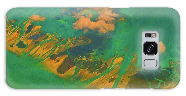 Flying Over The Keys, Florida Galaxy Case