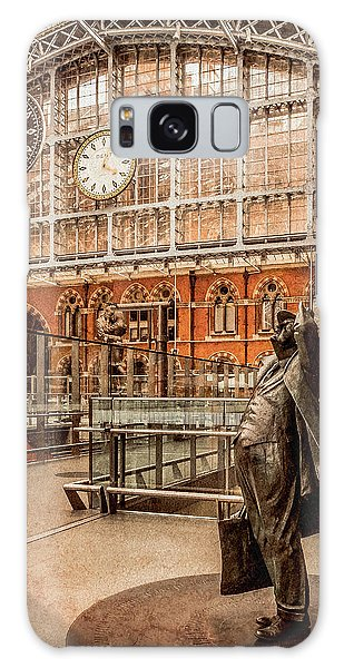 London, England - Flying Time Galaxy Case