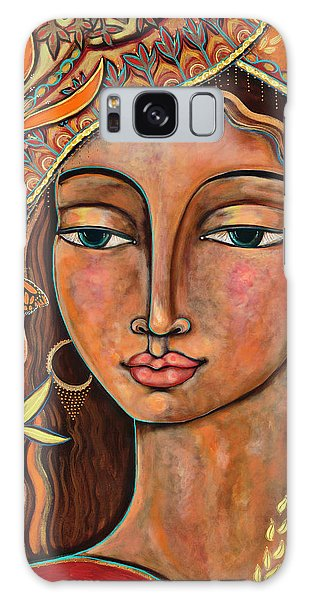 Rose Galaxy Case - Focusing On Beauty by Shiloh Sophia McCloud