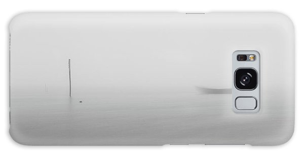 Galaxy Case featuring the photograph Fog Day 2 by Bruno Rosa