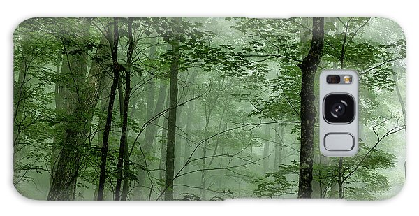 Fog In The Forest Galaxy Case
