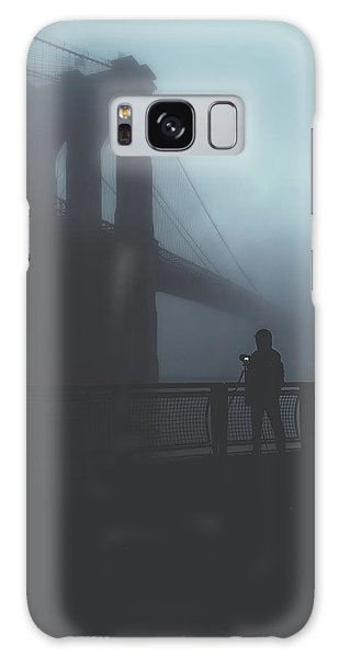 Fog Life  Galaxy Case by Anthony Fields
