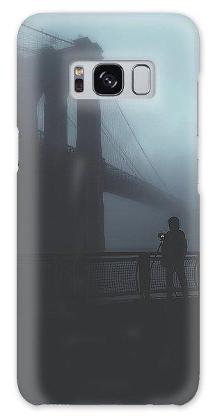 Fog Life  Galaxy Case