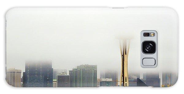 Foggy Morning Galaxy Case
