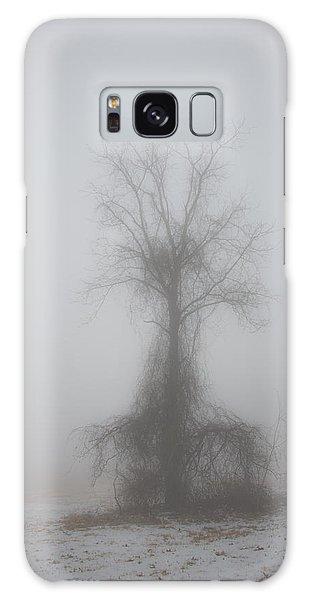 Foggy Walnut Galaxy Case