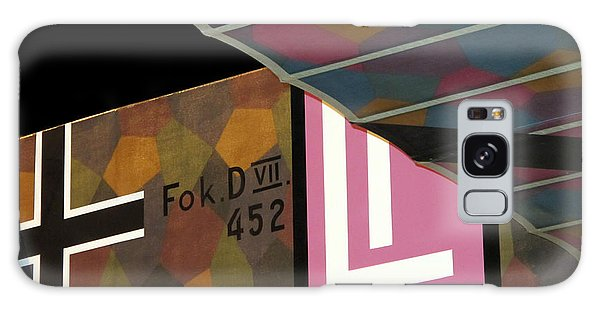 Fokker D Vii Galaxy Case by Dave Mills