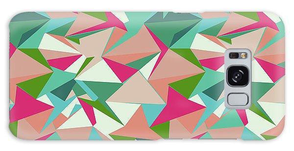 Repeat Galaxy Case - Folded Geometric by Marni Stuart