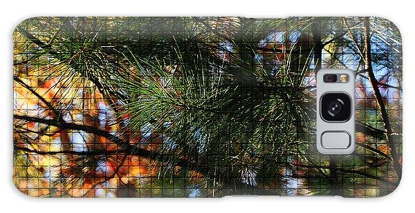Foliage Tilework Galaxy Case