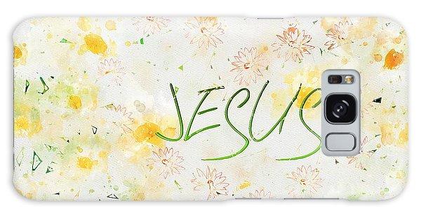 Follower Of Jesus Galaxy Case