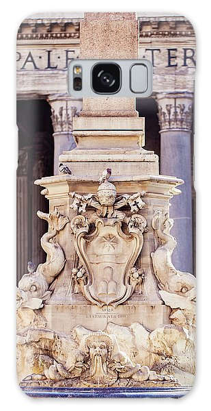 Fontana Del Pantheon - Pantheon Fountain II Galaxy Case