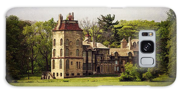 Fonthill By Day Galaxy Case