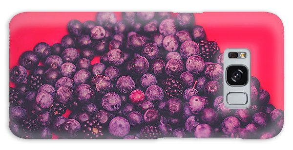 For The Love Of Berries Galaxy Case