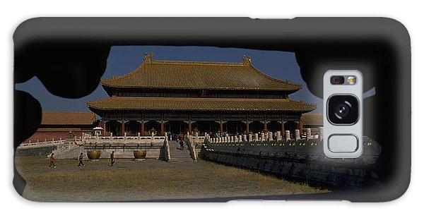 Forbidden City, Beijing Galaxy Case by Travel Pics