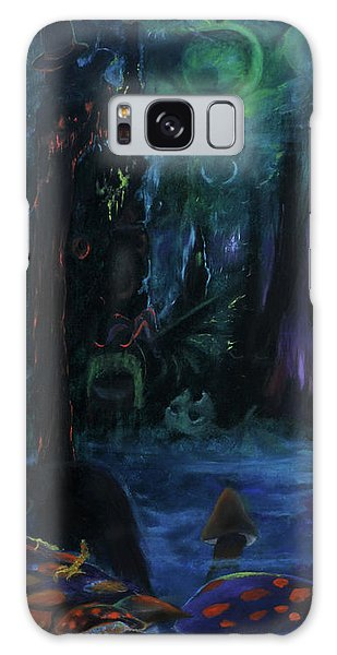 Forbidden Forest Galaxy Case