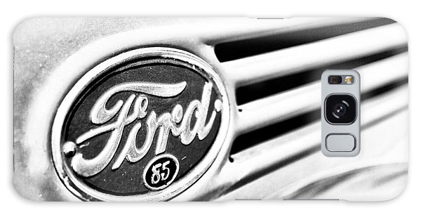 Ford 85 In Black And White Galaxy Case by Caitlyn Grasso