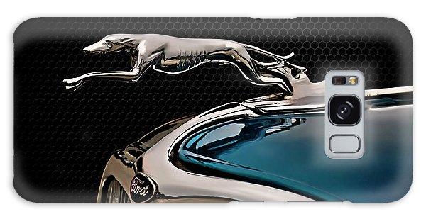 Antique Galaxy Case - Ford Blue Dog by Douglas Pittman
