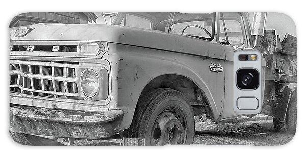 Ford F-150 Dump Truck Bw Galaxy Case