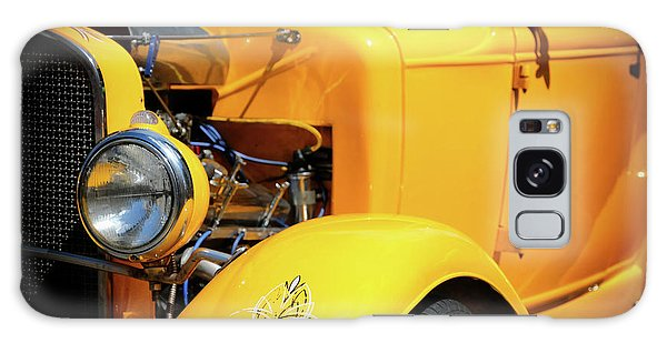 Galaxy Case featuring the photograph Ford Hot-rod by Jeremy Lavender Photography