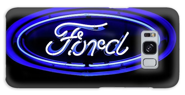 Ford Neon Sign Galaxy Case