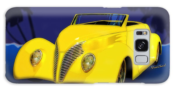 Ford Roadster 1937 In The Palms Galaxy Case
