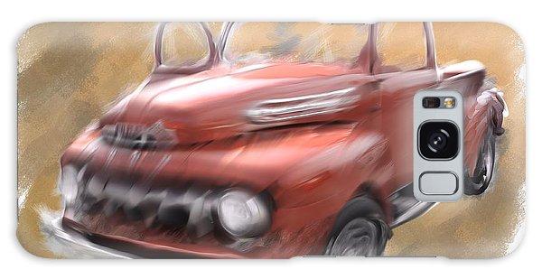 Ford Tough Galaxy Case by Davina Washington