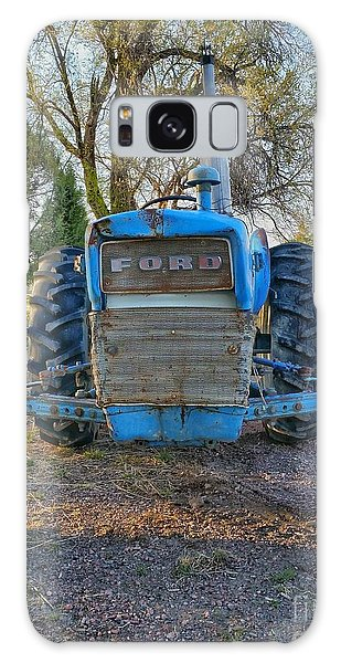 Ford Tractor Galaxy Case