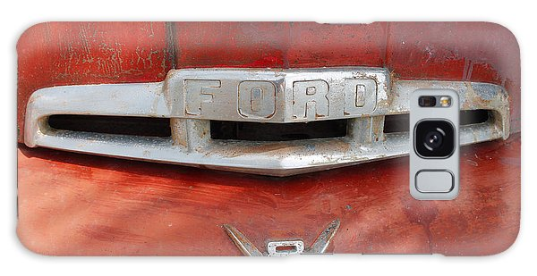 Ford V8 Emblem Galaxy Case