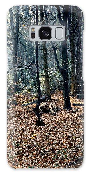 Fir Forest-1 Galaxy Case by Henryk Gorecki