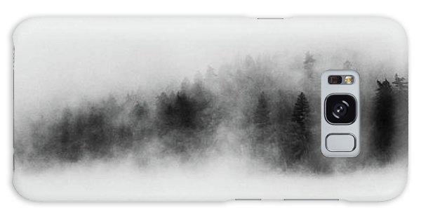 Forest Fog Galaxy Case