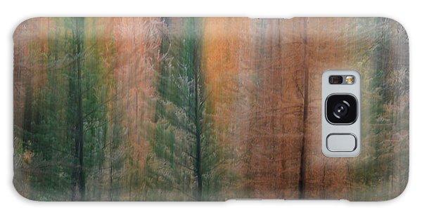 Forest Illusion- Autumn Born Galaxy Case