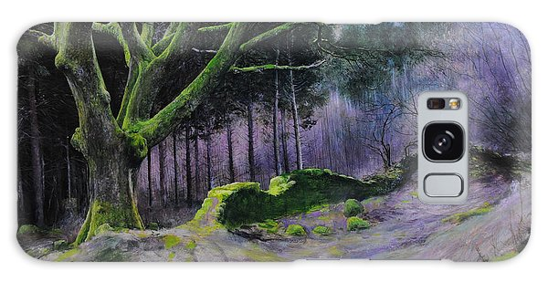Forest In Wales Galaxy Case