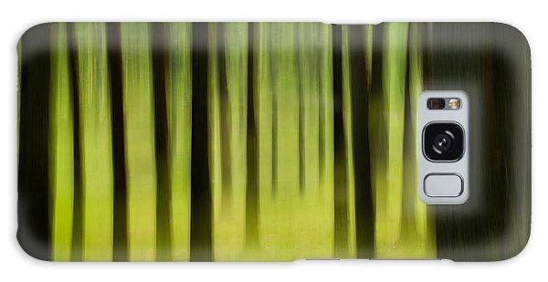 Galaxy Case featuring the photograph Forest by Joye Ardyn Durham