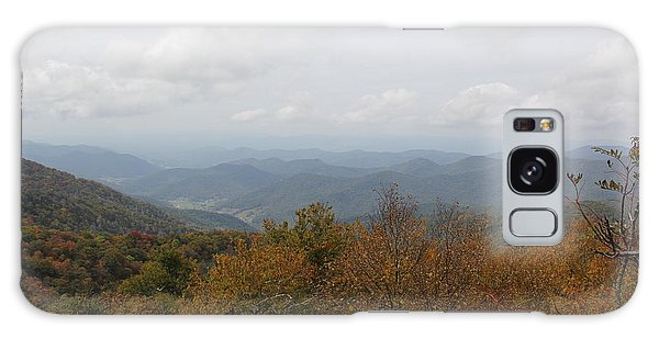 Forest Landscape View Galaxy Case