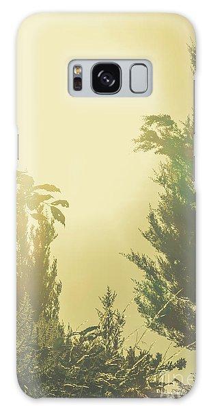 Shrub Galaxy Case - Forest Mysteria by Jorgo Photography - Wall Art Gallery