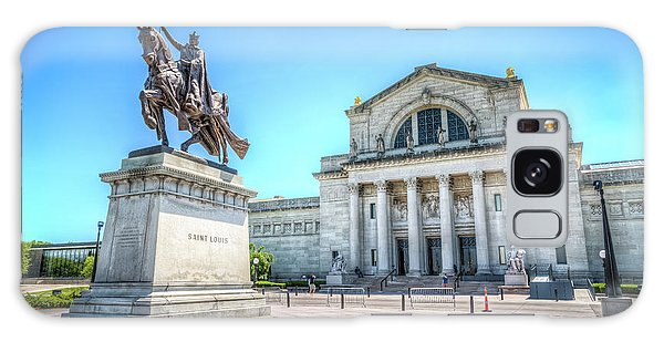 St Louis Mo Galaxy Case - Forest Park Art Museum by Spencer McDonald