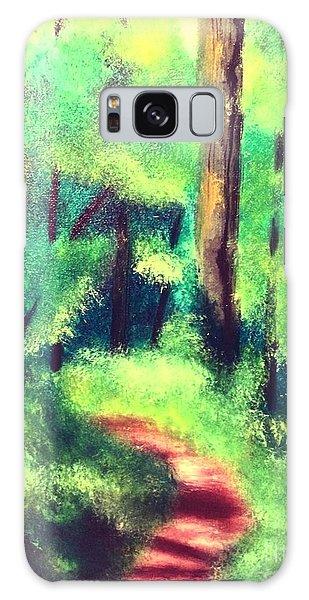 Forest Path Galaxy Case
