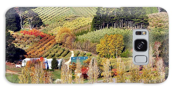 Forest Range, Adelaide Hills Galaxy Case by Bill  Robinson