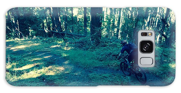 Forest Ride Galaxy Case