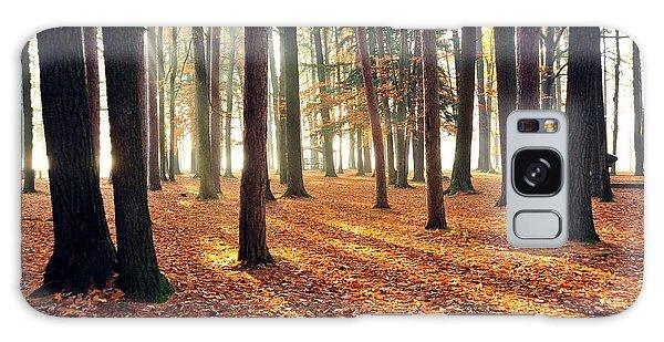 Forest Shadows Galaxy Case